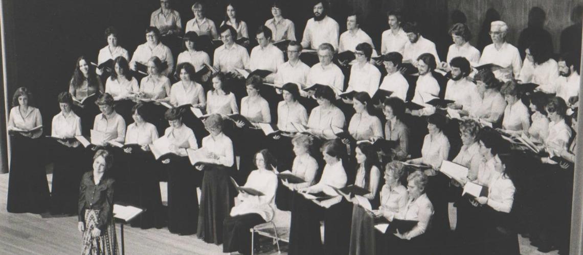 Nous chantons depuis 1961!