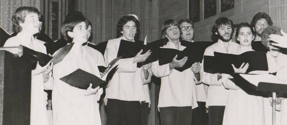 Nous chantons depuis 1961 !